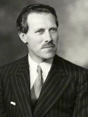Portrait de Sir Mortimer Wheeler (1890-1976)
